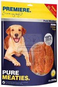 PREMIERE BEST MEAT jutalomfalat kutyáknak – színhús csirke 4x250g