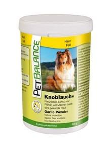 PetBalance Knoblauch+ fokhagymapor kutyák számára 600g