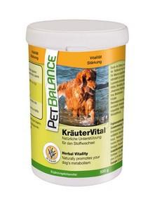 PetBalance Herbal Vitality kutyák számára 500g