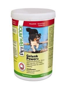 PetBalance Gelenk Power+ kutyák számára 1200g