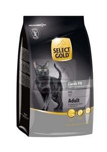 SELECT GOLD Classic Adult csirke szárazeledel macskáknak, 400 g