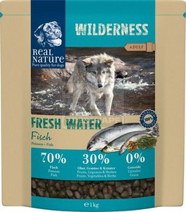 Real Nature Wilderness Fresh Water Adult fish 1kg