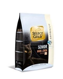 SG sensi hair+skin senior 400 g