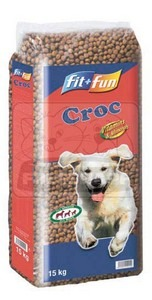 fit+fun Croc kutyaeledel 15kg