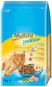 MultiFit Indoor cica száraz 2kg
