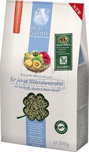 Real Nature junior tengerimalac eleség 500g