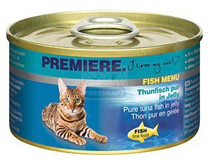 Premiere Fish Menu cicakonzerv tonhal 95g