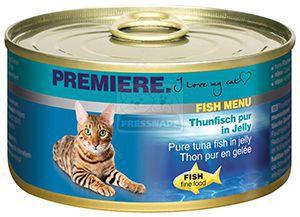 Premiere Fish Menu cicakonzerv tonhal 185g