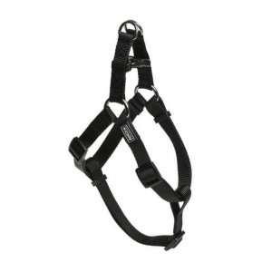 AniOne OneTouch hám Classic nejlon fekete S/50 cm