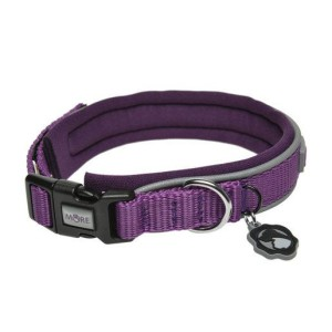 MORE FOR DOGS nyakörv Allround neoprén lila XL/54-62 cm
