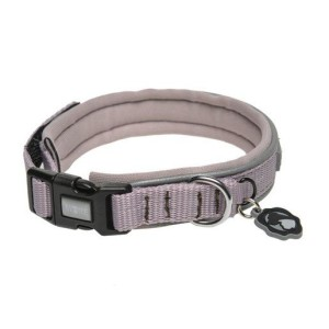 MORE FOR DOGS nyakörv Allround neoprén szürke S/34-39 cm