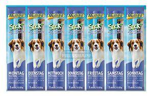 MultiFit Stick+szőr és bőr védelem kutyáknak 7db/175g