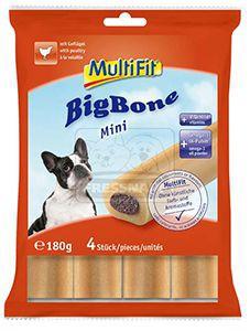 MultiFit Big Bone mini szárnyas 4db 180g