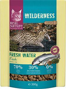 Real Nature cica száraz hal 300g