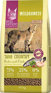 Real Nature cica száraz csirke+hal 7kg