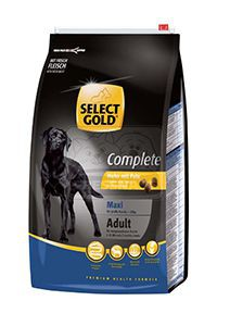SELECT GOLD Complete Maxi kutyaeledel csirke pulykával 4kg