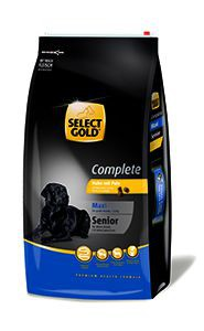 SELECT GOLD Complete Maxi senior kutyaeledel csirke pulykával 12kg