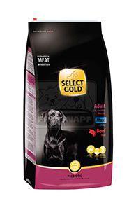 SELECT GOLD Complete Maxi kutyaeledel marha 12kg