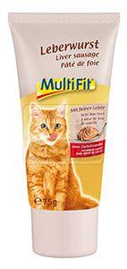 MultiFit májkrém cicáknak 75g