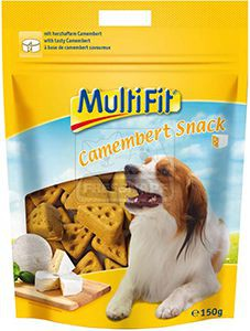 MultiFit Camembert Snack 150g