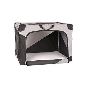 AniOne szállítóbox Traveller textil L 91x58x61cm