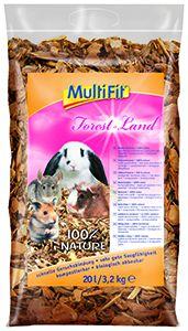 MultiFit kisemlős alom fenyő erdő 20l
