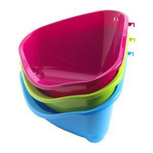 AniOne kisemlős wc sarok színes S 18,4×12,4×9,7cm