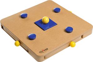 MORE FOR DOGS IQ játék Dog Clever L3 32x32cm