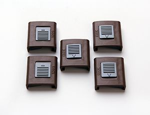 AniOne pótcsat szállítóboxhoz barna-szürke 1-3