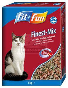 fit+fun cicaeledel halhússal 1kg