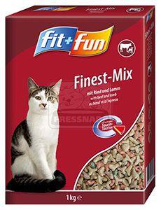 fit+fun cicaeledel marha 1kg
