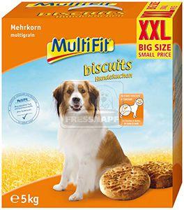 MultiFit kutyakeksz gabonakeverékkel 5kg