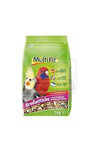 MultiFit madáreleség nagypapagájoknak 1kg