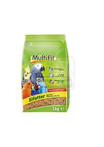 MultiFit madáreleség díszmadaraknak tojásos 1kg