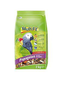MultiFit madáreleség papagájoknak 2kg
