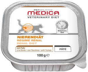 Petbalance Medica vesekímélő diétás cicaeledel pulyka, tyúk 100g