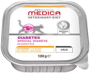 Petbalance Medica cukorbeteg cicáknak diétás eledel 100g