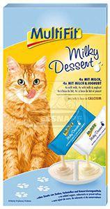 MultiFit Milky cica desszert 8x10g