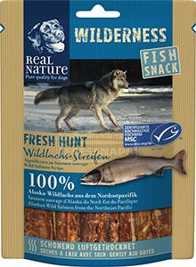 REAL NATURE Wilderness Fresh Hunt kutyasnack 70g