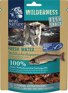 REAL NATURE Wilderness Fresh Water kutyasnack 70g