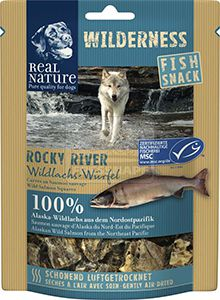 REAL NATURE Wilderness Rocky River kutyasnack 70g