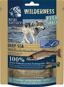 REAL NATURE Wilderness Deep Sea kutyasnack 70g