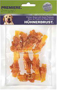 PREMIERE kutyasnack csirkemell&édes burgonya 70g