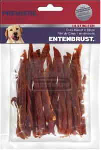 PREMIERE kutyasnack kacsamell csíkok 70g