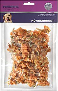 PREMIERE kutyasnack csirkemell&hal 250g