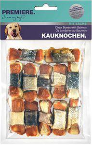 PREMIERE kutyasnack rágócsont lazac 12 db