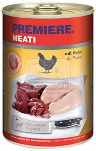PREMIERE Meati kutyakonzerv csirke 400g