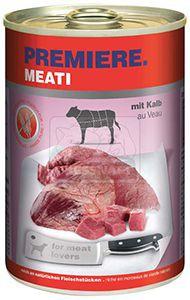 PREMIERE Meati kutyakonzerv borjú 400g