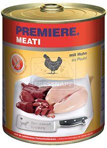 PREMIERE Meati kutyakonzerv csirke 800g