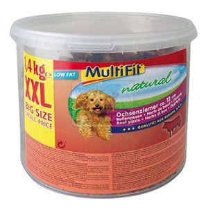 MultiFit Natural XXL kutyasnack bikacsök 1,4kg
